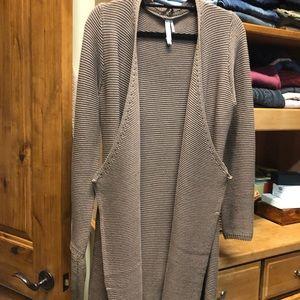 Knit dress/ coat